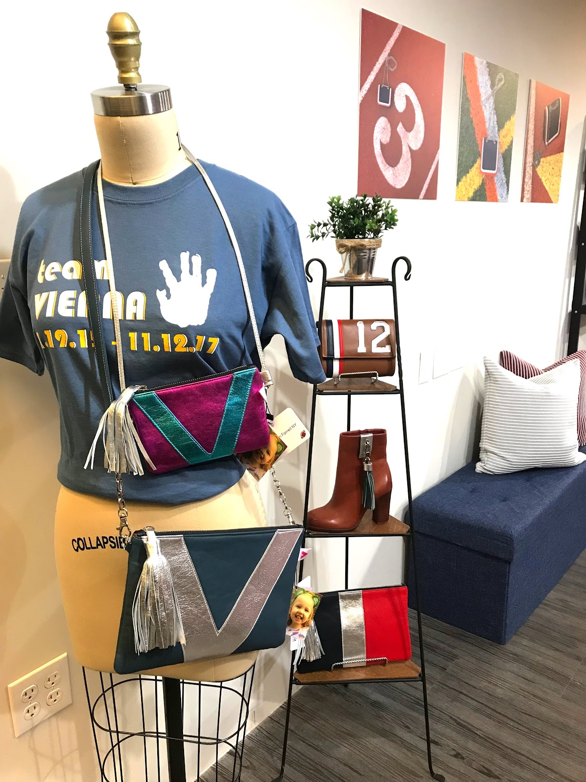 54861fbe Stop in and if you can't decide which bag is the perfect present, pick up a  gift card instead. Read more about the origin of her latest collection.