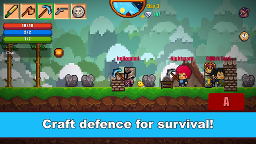 Pixel Survival Game 2- screenshot thumbnail