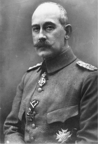 Максимилиан фон Баден
