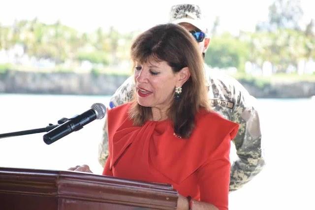 Clausuran misión médica buque hospital Military Sealift Command USNS COMFORT