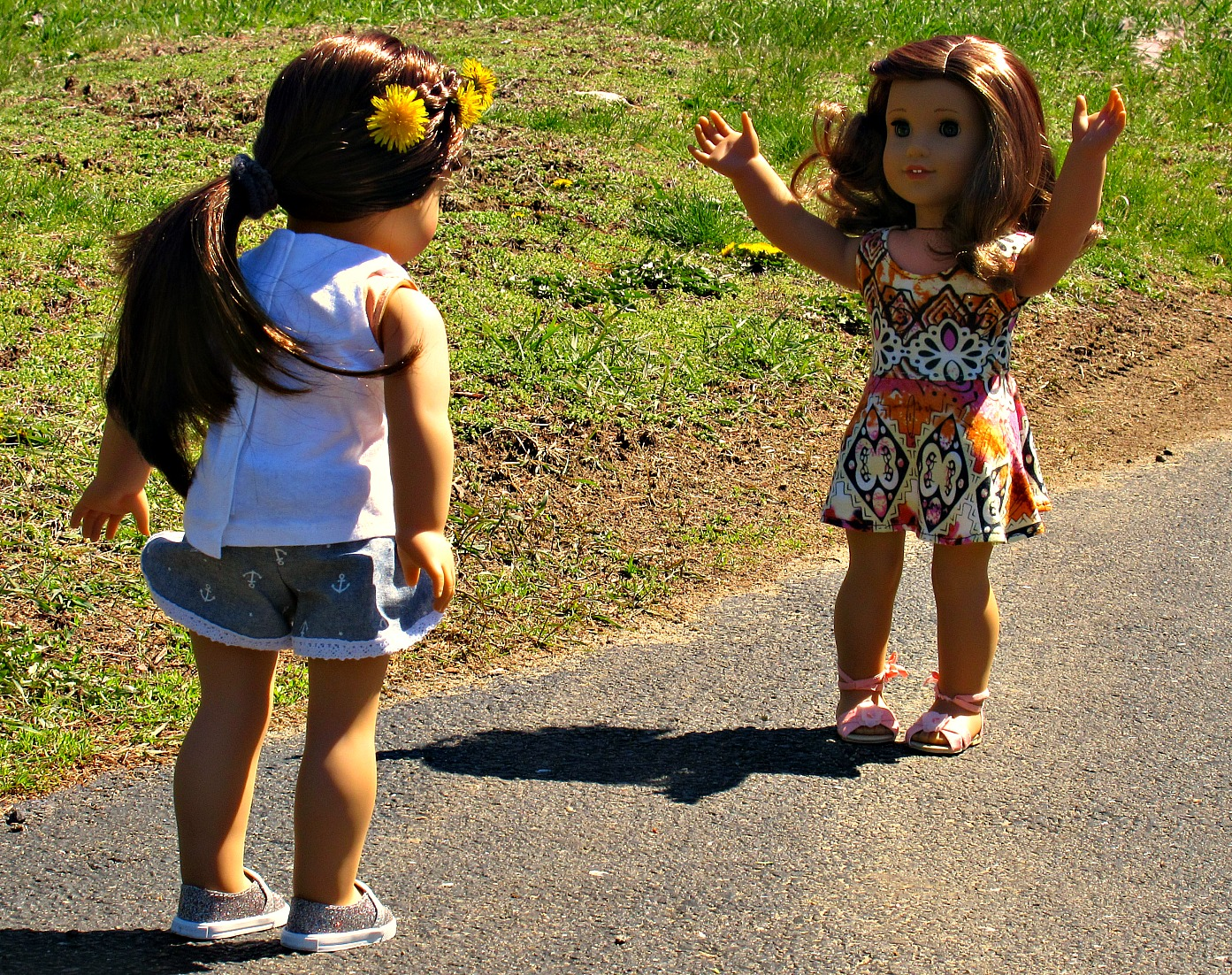 american girl doll Grace and Rebecca.jpg