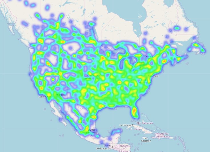 Heavy Duty Truck Parking Locations | Geotab
