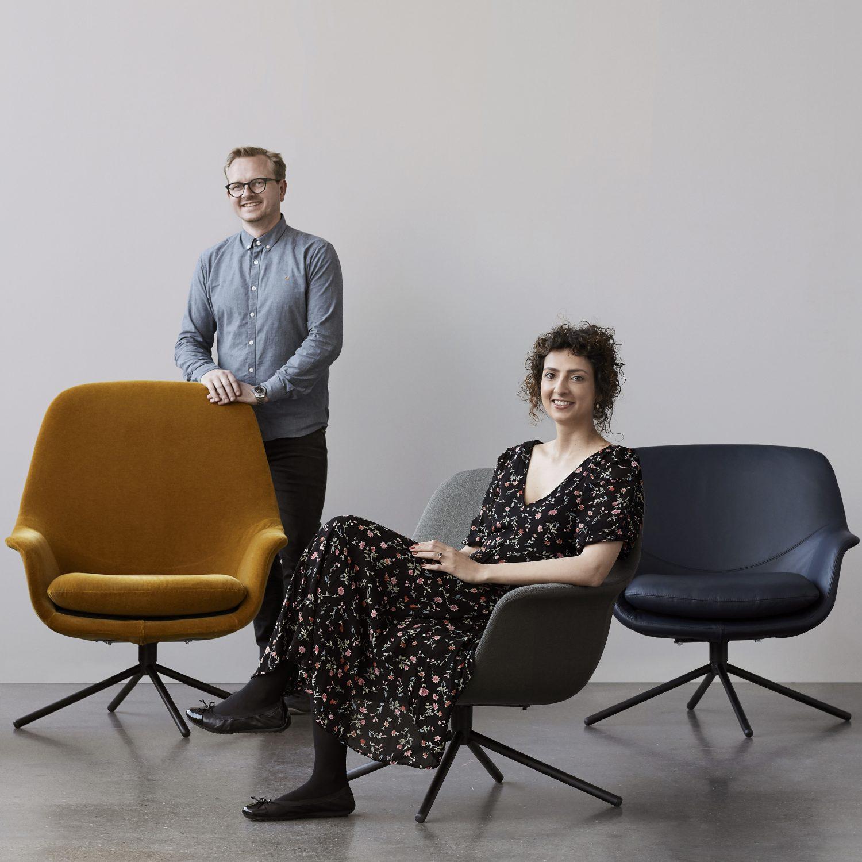 Çalışma Alanları İçin Mobilya Tasarımı: Danimarka Tarzı 12