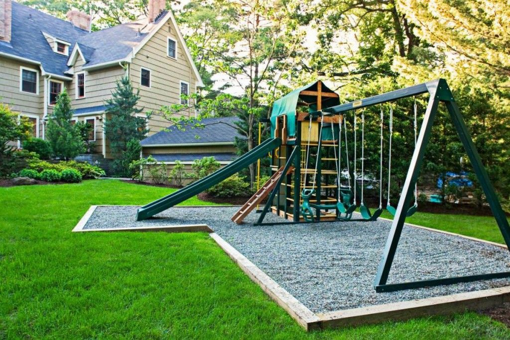 Outdoor Play Area Designs that will Keep your Kids Entertained all summer 1