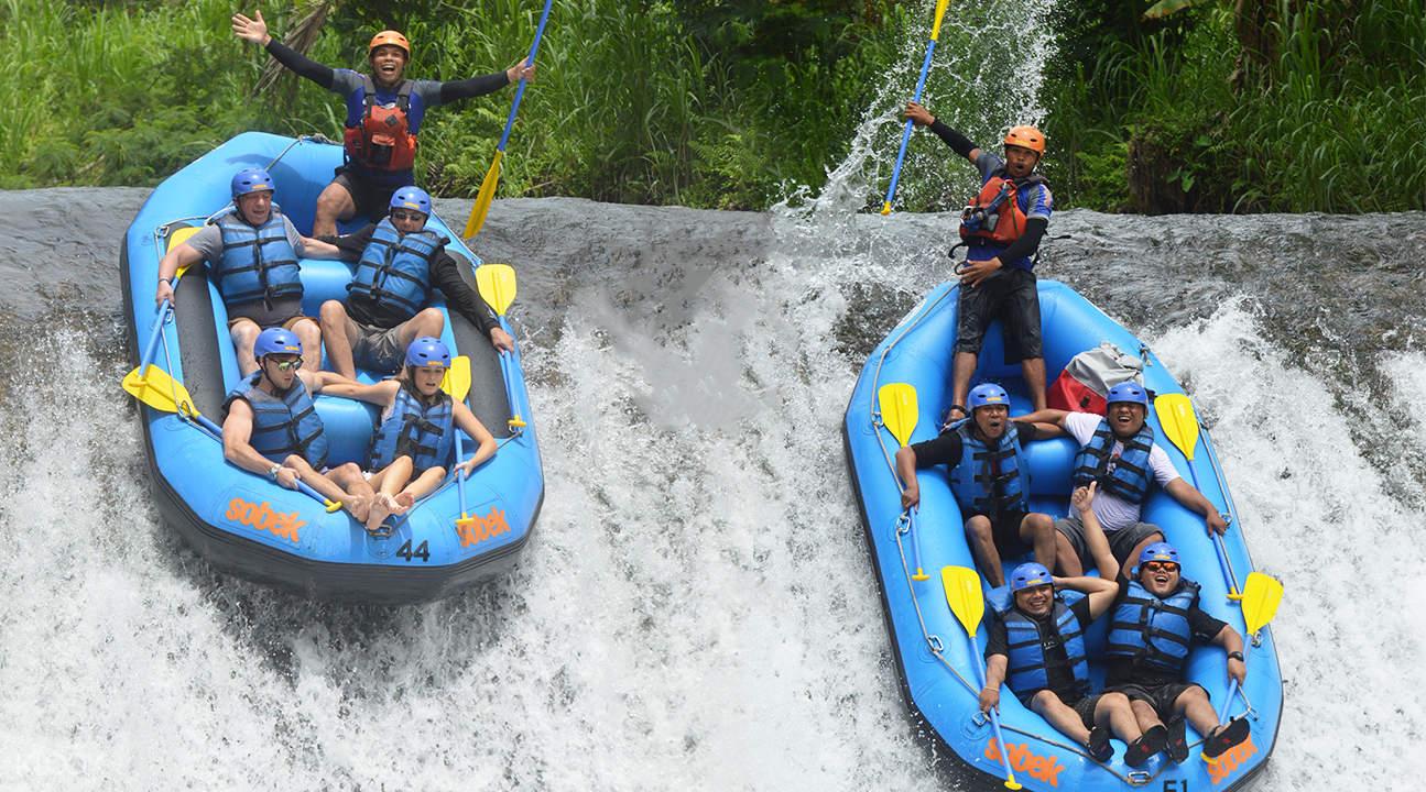 Telaga Waja Bali Rafting