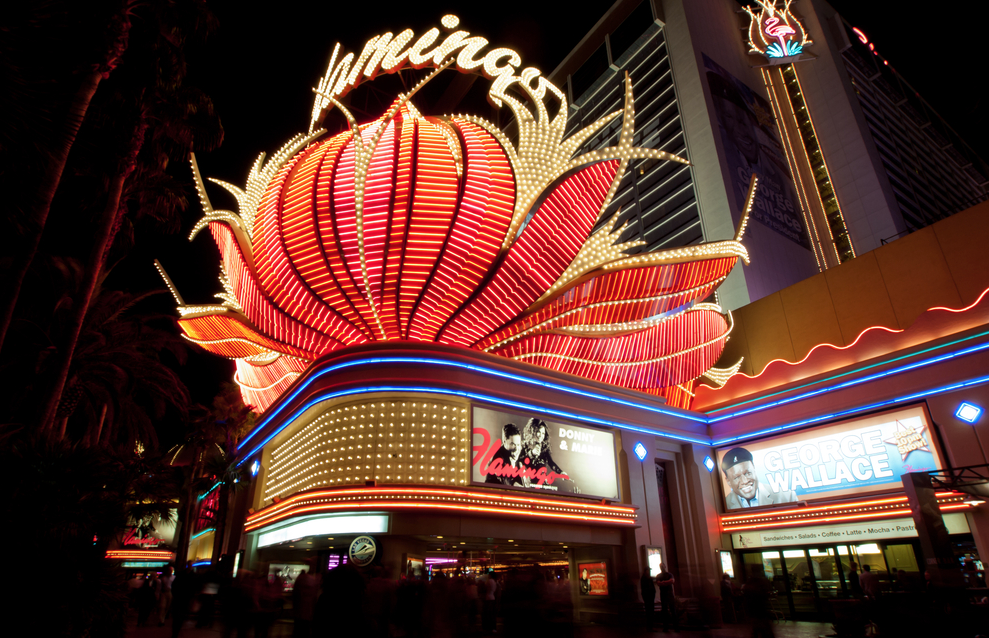 Flamingo Hotel, Las Vegas