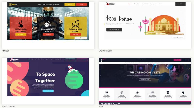 SpringBuilder — обзор конструктора сайтов