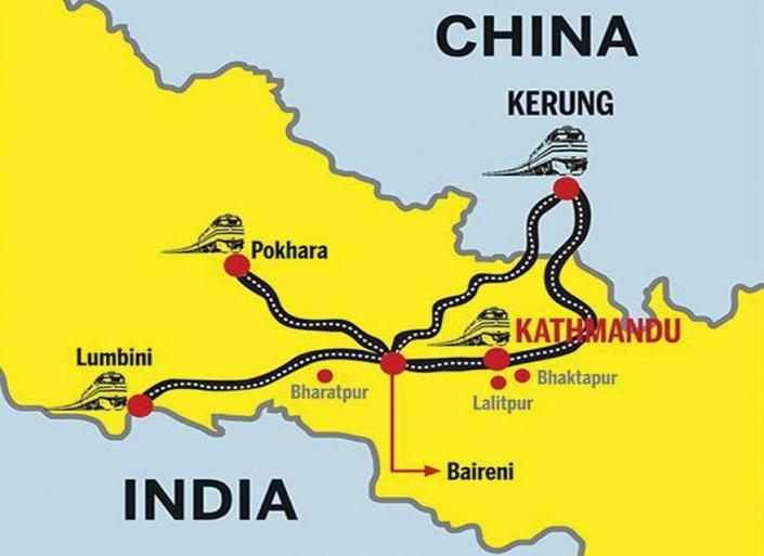 Image result for trans himalayan corridor