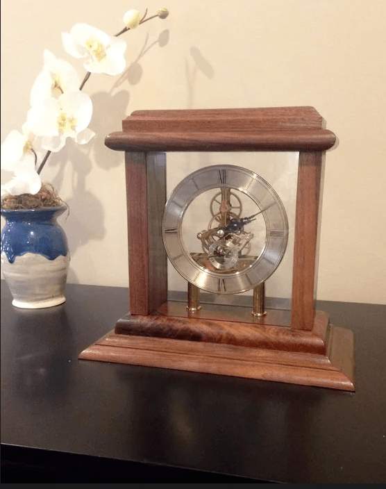 Mantle Clock: These 50 Woodworking Projects That Sell Online will help you make some money.