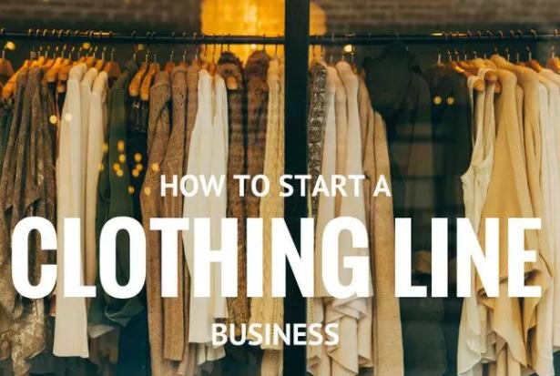 bisnis clothing line