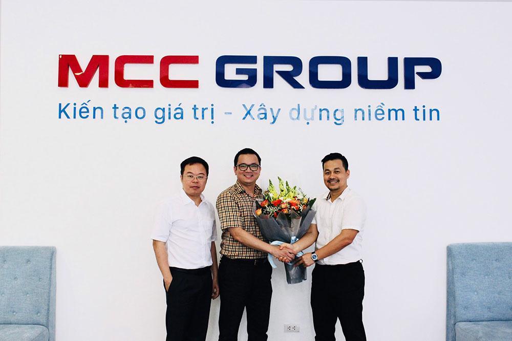 Vai trò của Học viện AMC đối với MCC Group