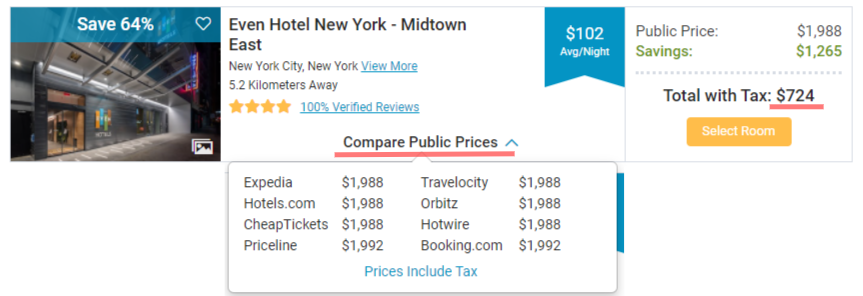 How to Find a Cheap Hotel Room in New York City