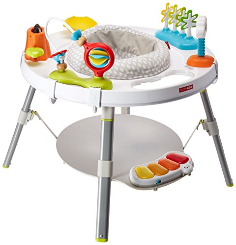 Image of the Skip Hop Explore and More Baby's View 3-Stage Activity Center, Multi, 4 Months