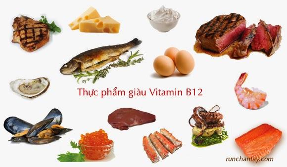 thuc-pham-giau-vitamin-B12-giup-giam-run-chan-tay