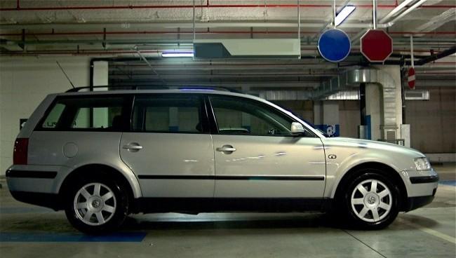 Volkswagen Passat Variant 1.6 MPi 1998 г.в. Пробег 207.000 км. Цена 500евро (Германия)