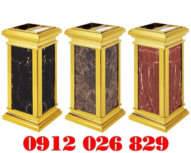 Cách chọn các loại thùng rác đá hoa cương cao cấp nhập khẩu chính hãng giá rẻ
