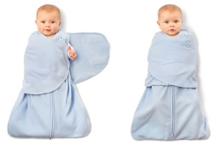 How to Swaddle a Baby (Arms Out, for Pictures, for Sleep and Steps to Swaddle)