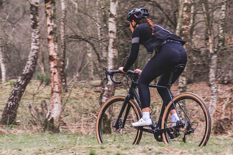 Leggings for biking or spin class