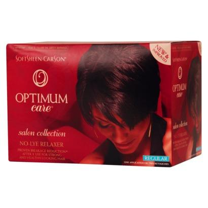 Optimum Care Salon Collection No-Lye Relaxer - Regular