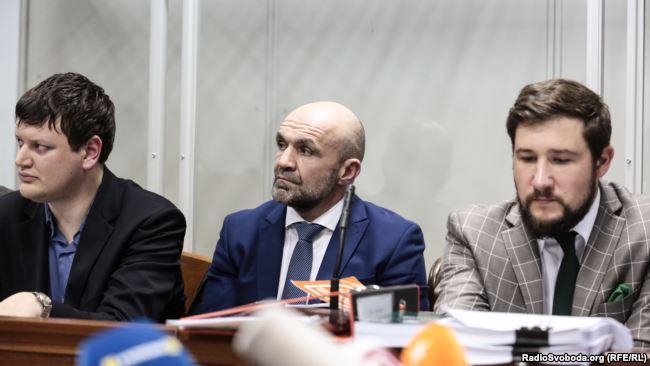Уже на першому суді Владислава Мангера зібралися активісти «Січі»