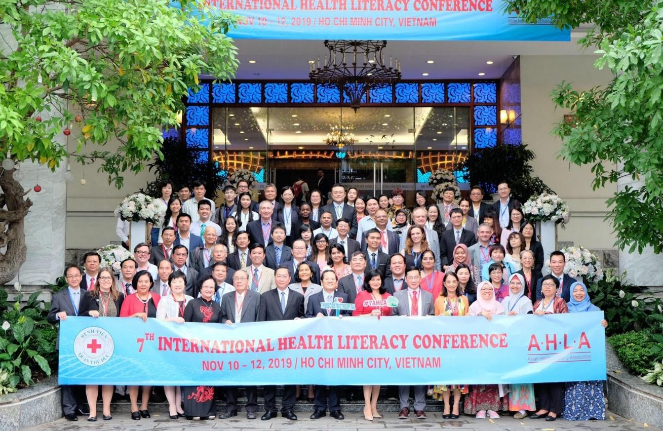 AHLA Conference participants from all over the world come together to share research and discuss best practices