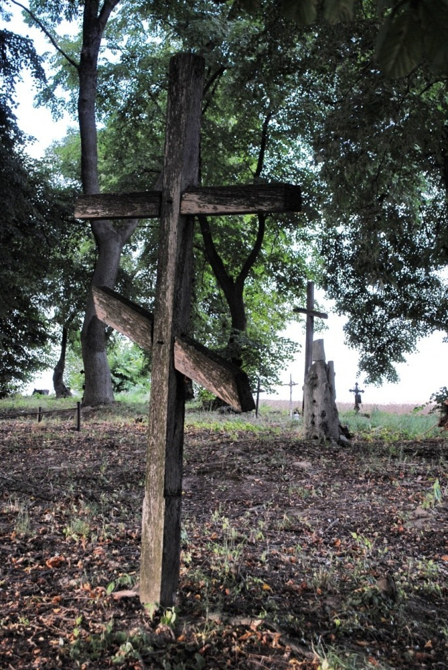 Православне кладовище в Гдешині. Фото: orthodox.fm
