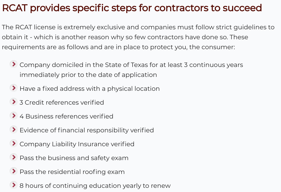 Lack Of Licensing for Roofers in Texas - Image 3