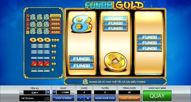 Giới thiệu Slot game Fun88