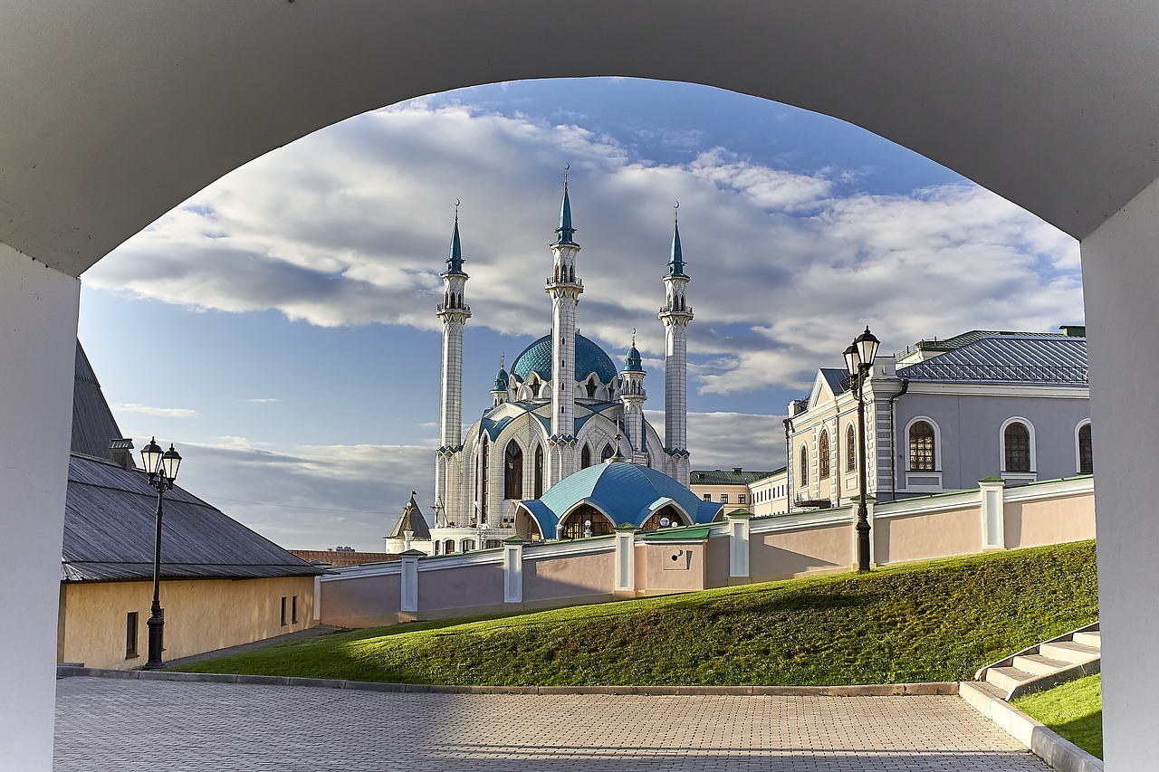 Things to do in Kazan
