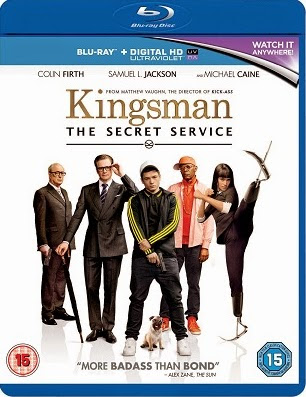 Filme Poster Kingsman - Serviço Secreto BRRip XviD & RMVB Legendado