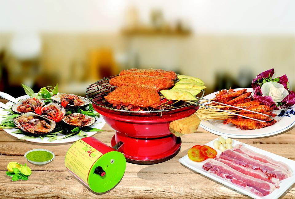 Bếp lẩu nướng đa năng giải pháp cho cuộc sống hiện đại