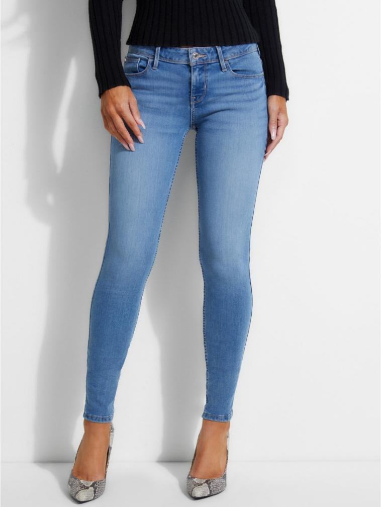Eco Power Skinny Jeans | GUESS