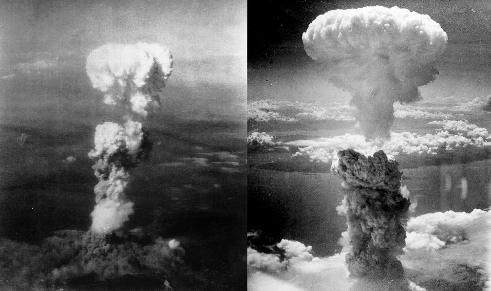 Atomic bombings of Hiroshima and Nagasaki - Wikipedia
