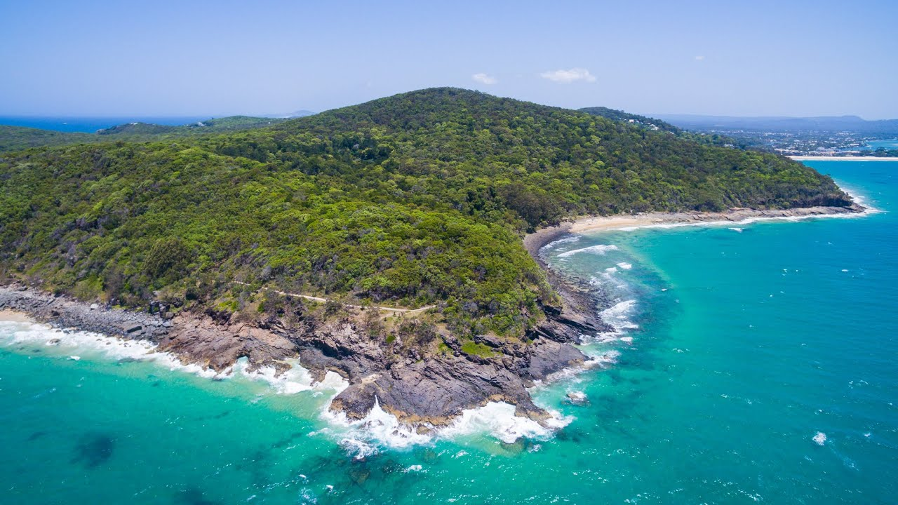 Noosa National Park - Coastal Walk, Qld