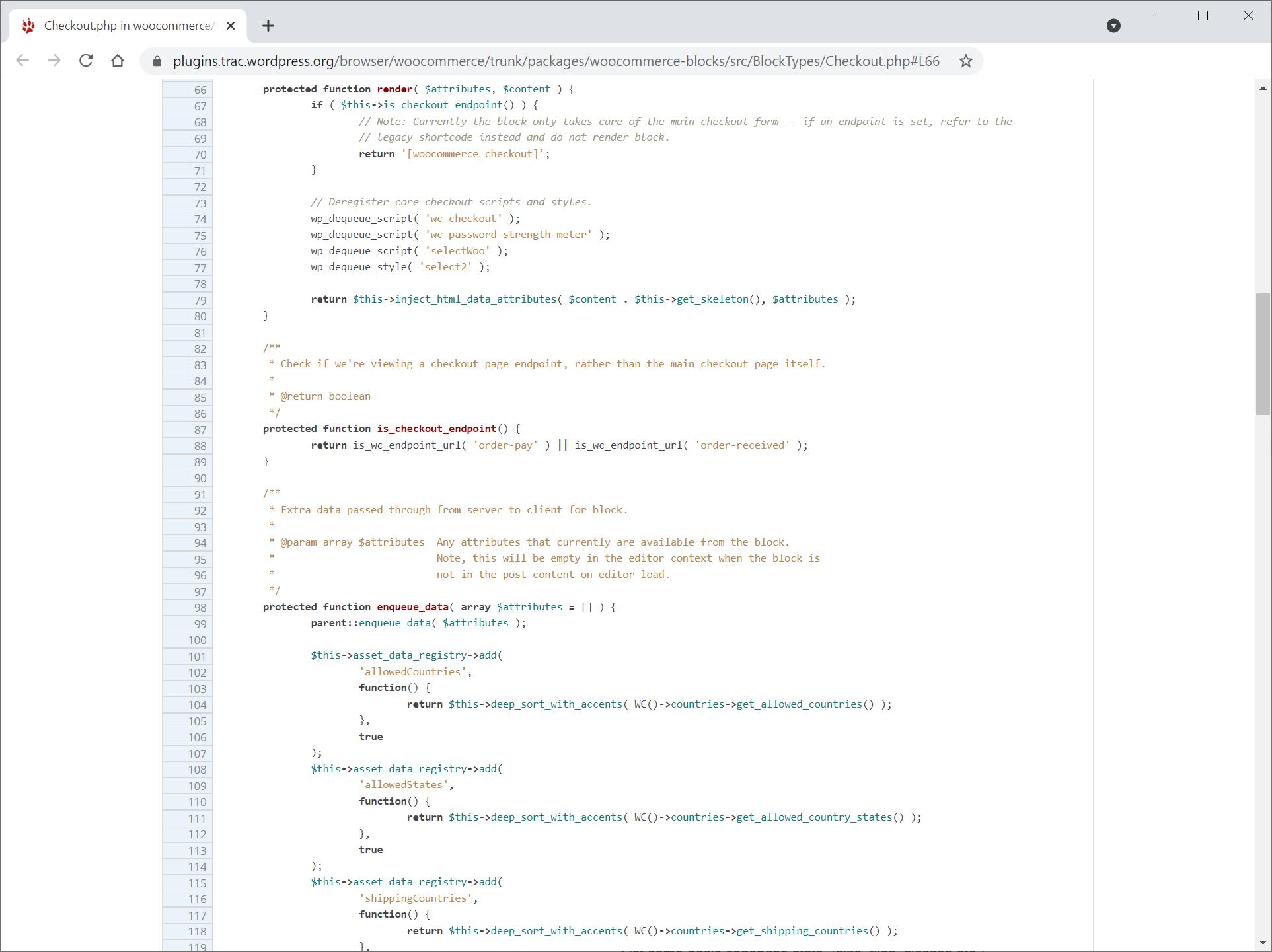 WooCommerce: Exploring the Codebase