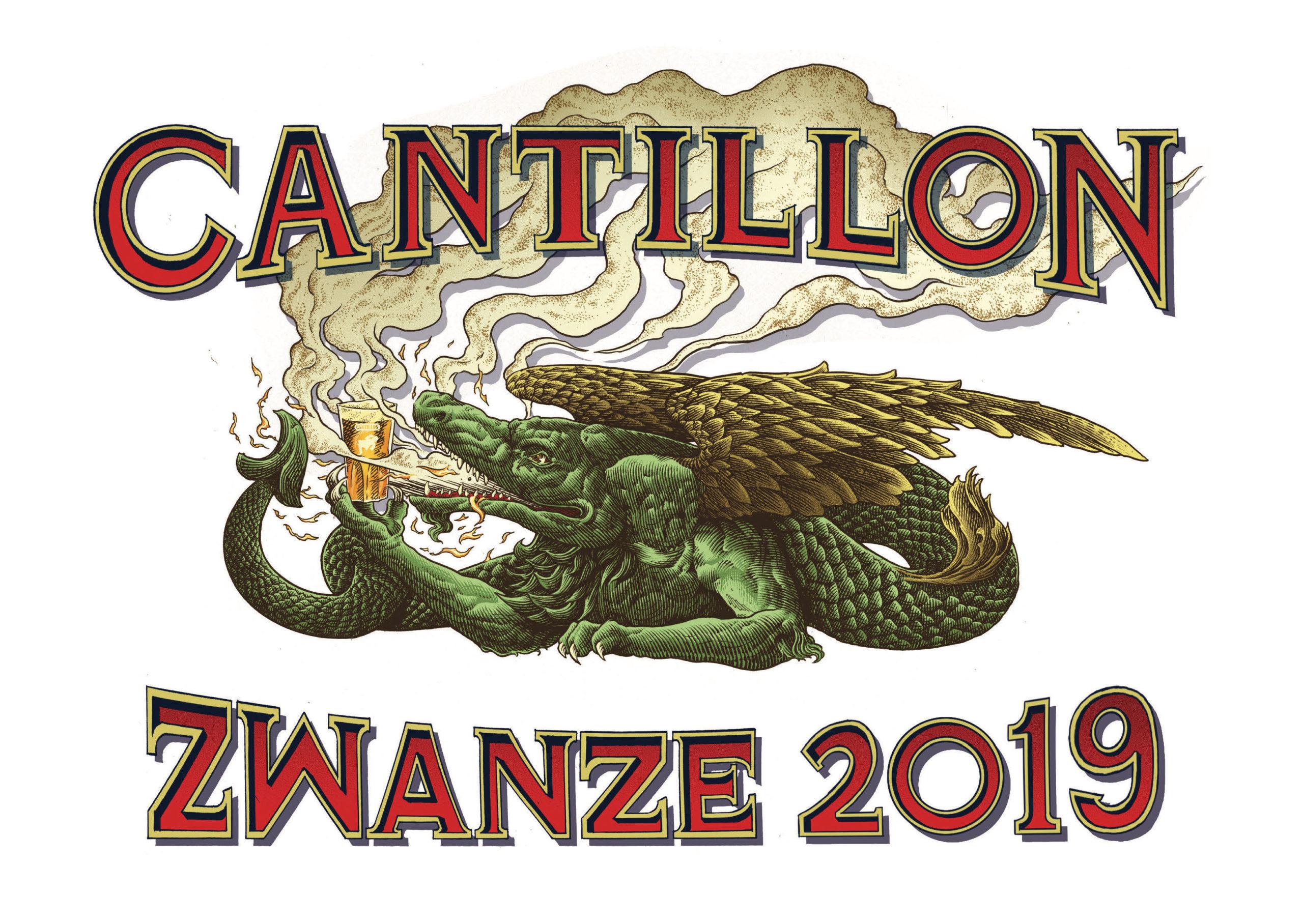cantillon zwanze 2019
