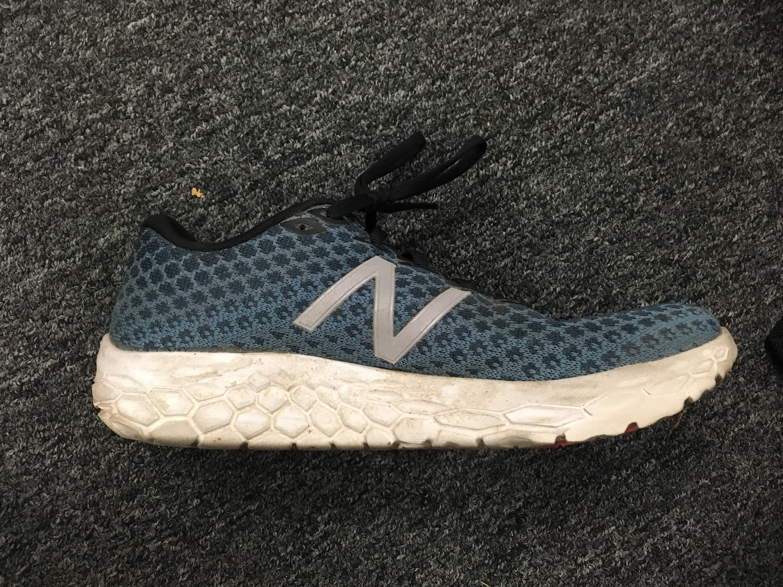 Chris has recently come off a healthy cross country season and has been  able to put some solid miles on this shoe. Read on for his thoughts! b37ef2225
