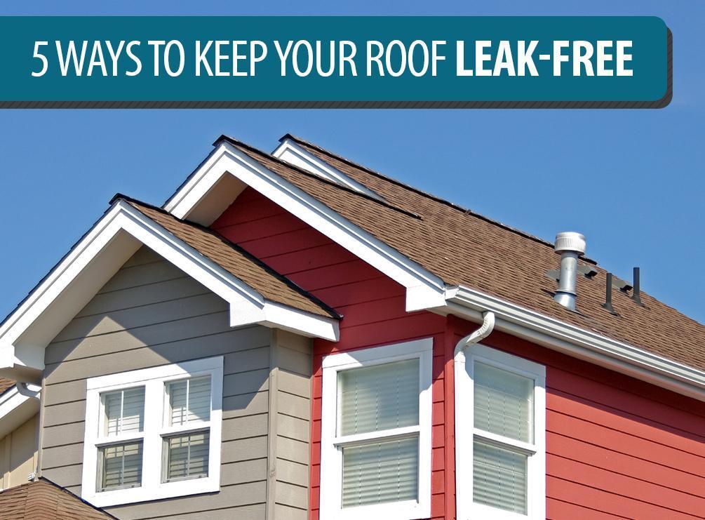 Roof Leak-Free