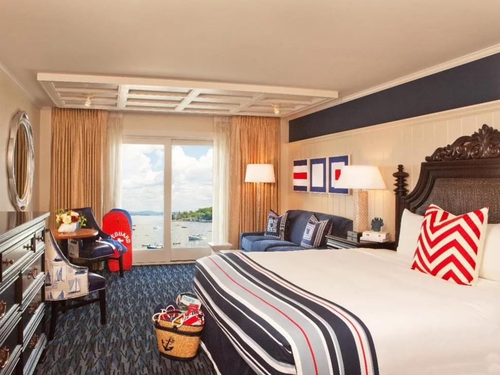 Ấn tượng với khu nghỉ dưỡng hạng sang cho du khách trải nghiệm đậm chất Anh Quốc ngay trên đất Mỹ - Ảnh 7.