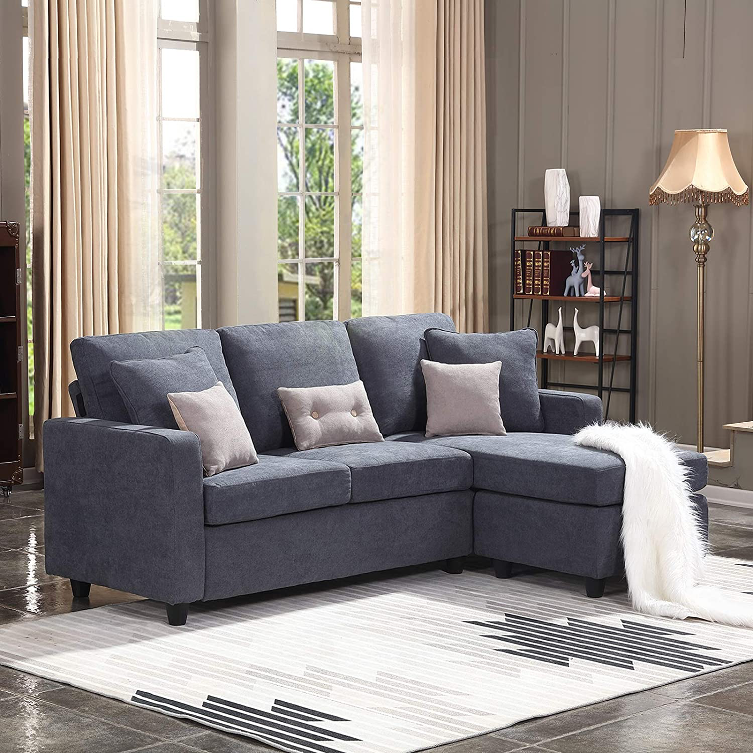 How to Measure a Sectional Sofa?