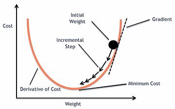 gradient-based optimizers   gradient descent