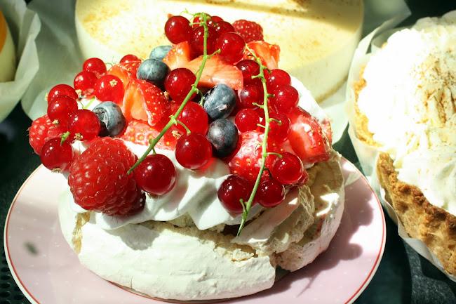 Fruit Tart at Julie's House in Ghent