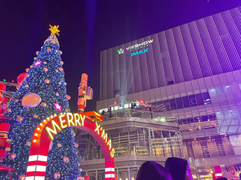 2020聖誕節 活動 景點 南紡購物中心 聖誕市集