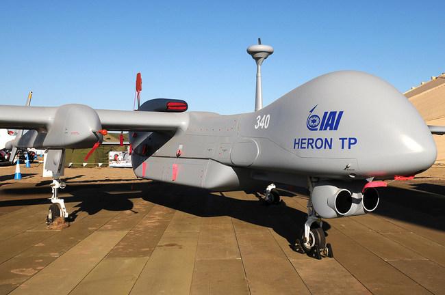 Heron Drones India