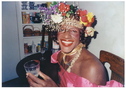 Today is Marsha P. Johnson's Birthday! | Trans Justice Funding Project