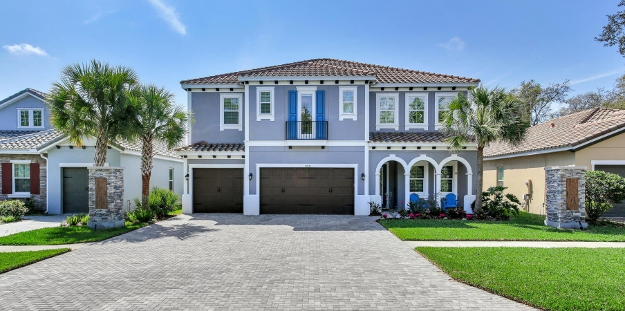single family home in Westchase, FL