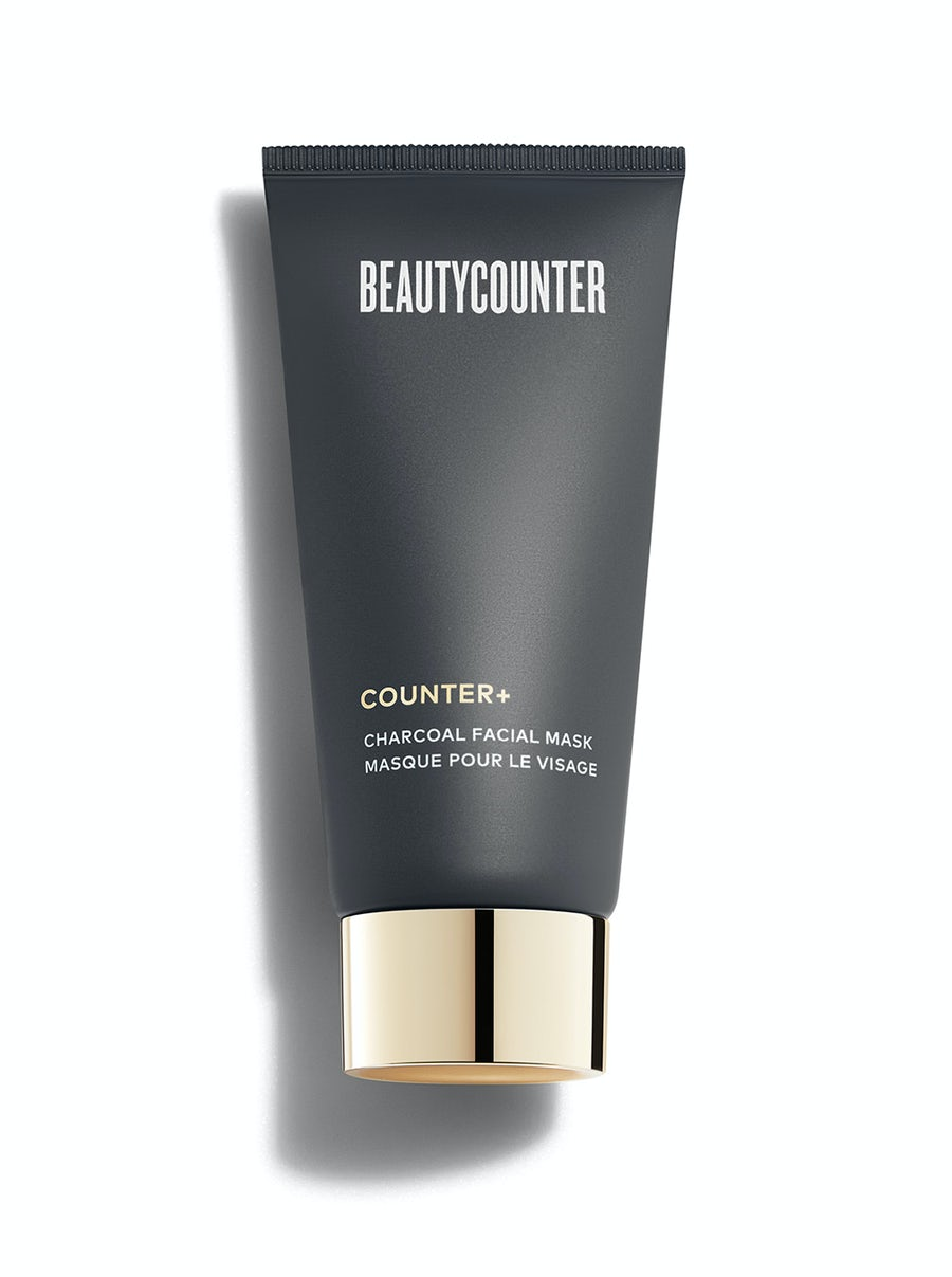 Beautycounter charcoal facial mask