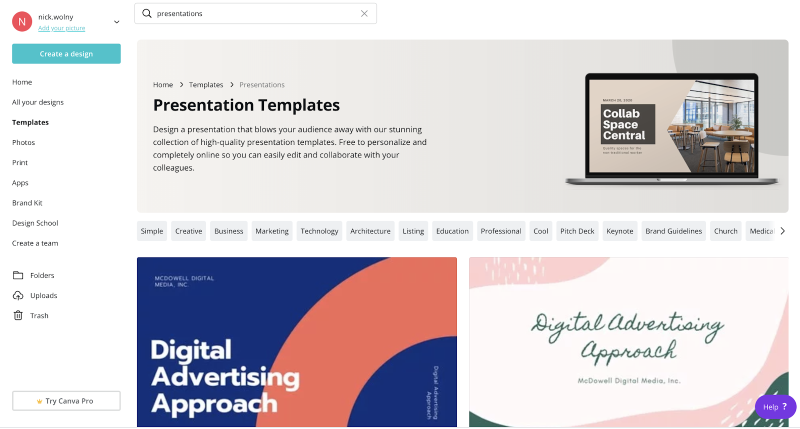 harvard-business-review-instagram-canva-example