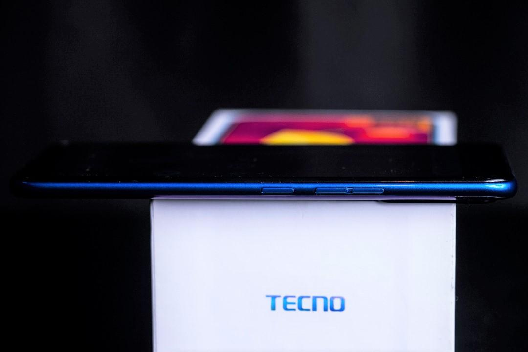 {filename}-Tecno Camon 12 Pro: Unboxing Of The Best Any Angle Camera Phone