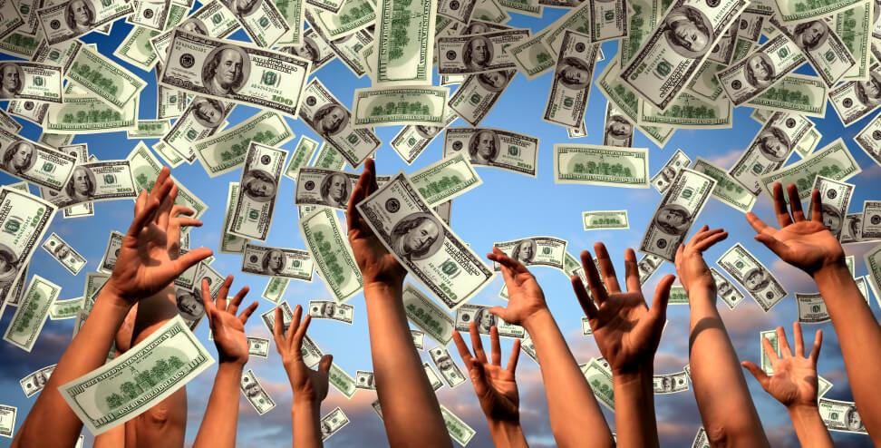 Image result for winning the lottery